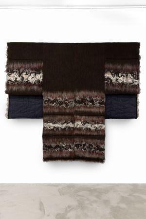 Sound Blanket No.6 by Jacqueline Kiyomi Gork contemporary artwork
