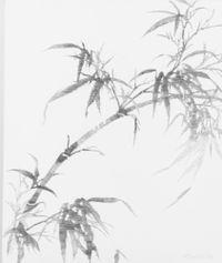 Painting Slowness (Malerei der Langsamkeit) 38 Hours by Shan Fan contemporary artwork drawing