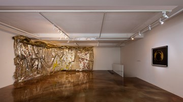 Contemporary art exhibition, El Anatsui, El Anatsui: Topology of Generosity at Barakat Contemporary, Seoul