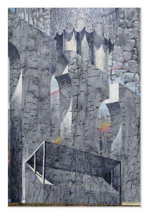 Teuton by Derek Cowie contemporary artwork