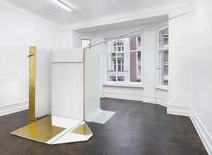 Entrechambrage verticale by Nairy Baghramian contemporary artwork