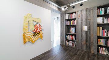 Contemporary art exhibition, Miya Ando, Justine Hill, Jennifer Rochlin, Shiori Tono, Group Exhibition: Justine Hill, Jennifer Rochlin, Miya Ando and Shiori Tono at MAKI, Omotesando, Tokyo