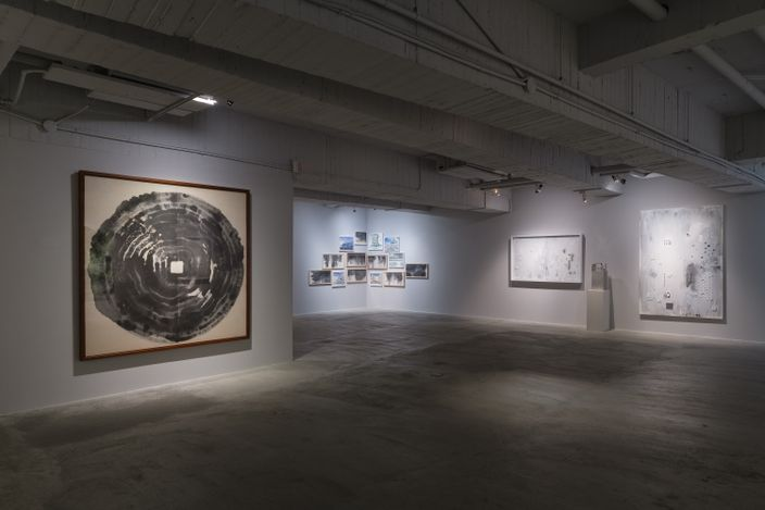 Exhibition view: Group exhibition, Mountain is Like a Monster, Mind Set Art Center, Taipei (20 February–3 April 2021). Courtesy Mind Set Art Center.