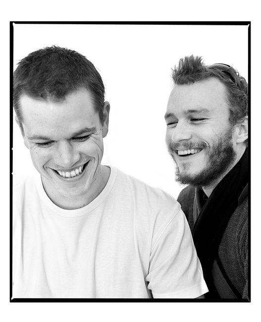 Heath & Matt by Andy Gotts contemporary artwork