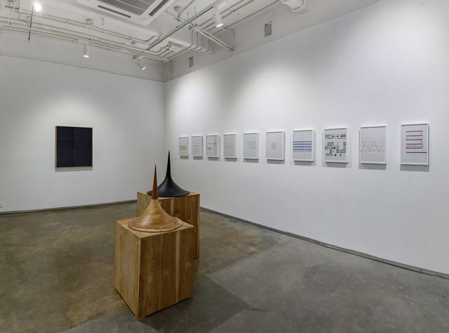 Exhibition view: Ayesha Sultana, Pulse, Experimenter (21 August–30 September 2020). Courtesy Experimenter.