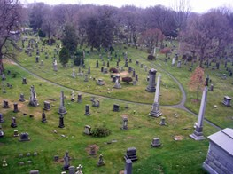 Creative Time Will Stage 25-Year Sophie Calle Project at Green-Wood Cemetery in Brooklyn