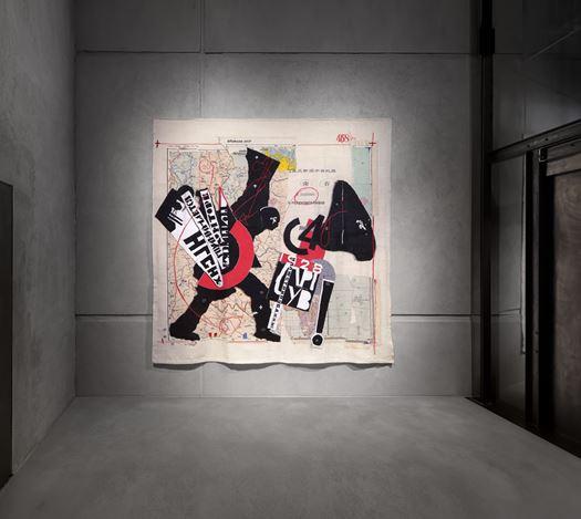 Exhibition view: William Kentridge, Room #2,, Kewenig, Berlin (2–27 February 2021). © the artist. Courtesy Kewenig. Photo: Lepkowski Studios, Berlin.