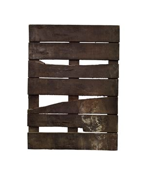 Pallet by Peter Kennard contemporary artwork