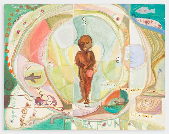 Untitled by Ficre Ghebreyesus contemporary artwork