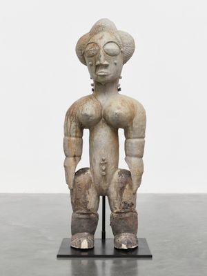 Nanah by Theaster Gates contemporary artwork sculpture