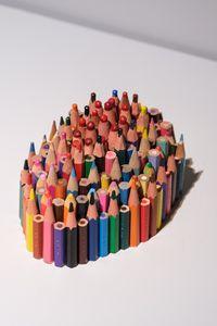Flower by Christina Quisimbing contemporary artwork sculpture