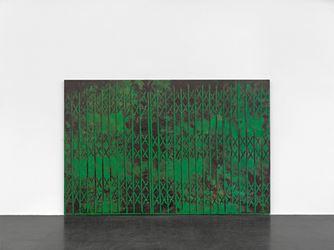Exhibition view: Martin Wong, Galerie Buchholz, Cologne (22 June–18 August 2018).Courtesy Galerie Buchholz.