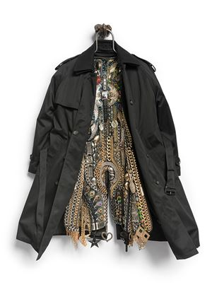 Hustle Coat by Nick Cave contemporary artwork