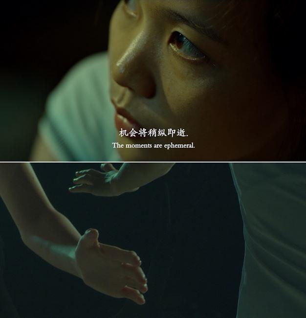 The Orbit by Bo Wang contemporary artwork