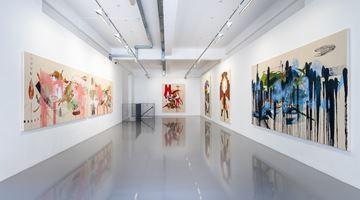 Contemporary art exhibition, Elizabeth Neel, Nightjars and Allies at Pilar Corrias, London
