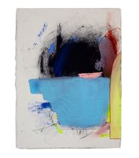 Witchcraft III by Dana James contemporary artwork painting, works on paper