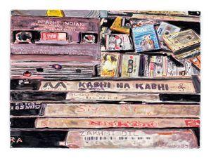 Arora Archive by Jagdeep Raina contemporary artwork