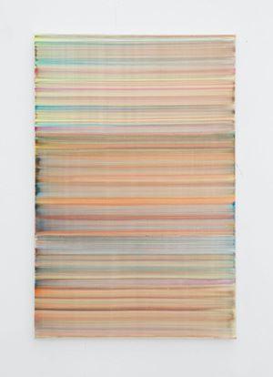 Dolo by Bernard Frize contemporary artwork