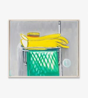 o.T. by Karl Horst Hödicke contemporary artwork