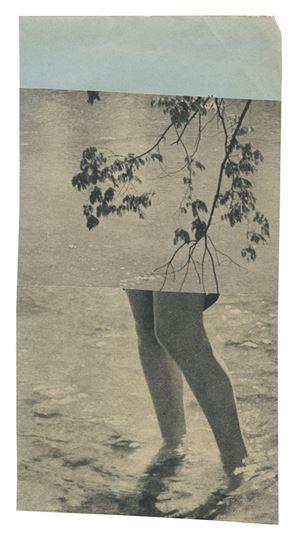 à quoi pensez-vous (26) by Katrien De Blauwer contemporary artwork