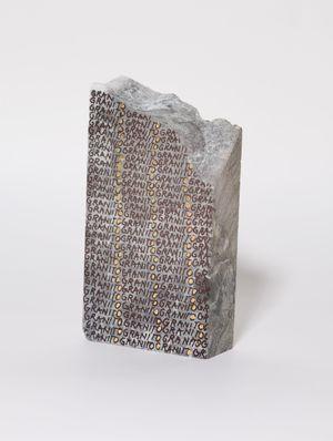 Granito [Granite] by Greta Schödl contemporary artwork