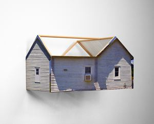 House - Little River, SC by Frank Poor contemporary artwork