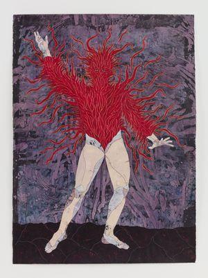 Wayward by Felipe Baeza contemporary artwork