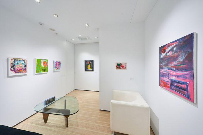Exhibition view:Lin Chin-Yi,Initiate, Whitestone, Taipei (22 May–8 August 2021). Courtesy Whitestone Gallery.