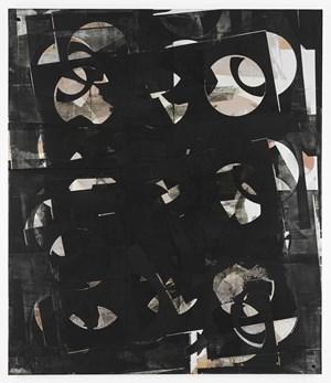 Composite 11 (pivot black) by Kevin Appel contemporary artwork