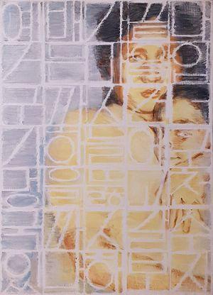예배가 끝나거든 by Leeje contemporary artwork painting
