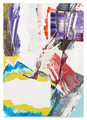pylon LU by Pia Fries contemporary artwork