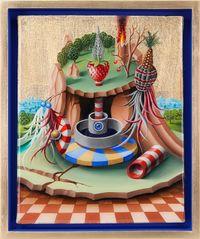 Tragic Romantic by Peter Daverington contemporary artwork painting
