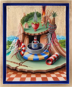 Tragic Romantic by Peter Daverington contemporary artwork