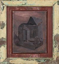 Crooked House No.180508 错屋No.180508 by Chen Yujun contemporary artwork painting