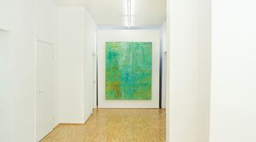 Contemporary art exhibition, Charlotte Acklin, Zwischen den Polen - Im Aufbruch at Susan Boutwell Gallery , Munich