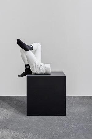 Black Socks by Elmgreen & Dragset contemporary artwork