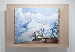 Dall's sheep by Gabriela Bettini contemporary artwork