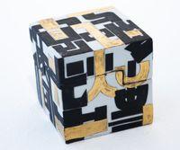 Ceramic Box_Snails by Masako Inoue contemporary artwork sculpture, ceramics