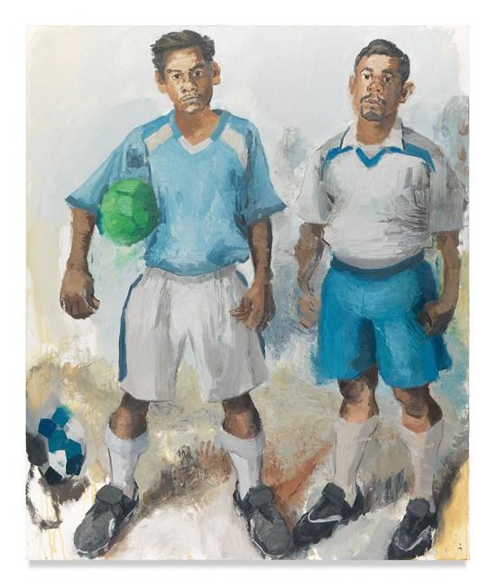Sergio and Francisco by John Sonsini contemporary artwork