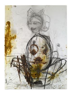 A&E, EGG EVA, Santa Anita session by Paul McCarthy contemporary artwork