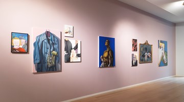Contemporary art exhibition, Group Exhibition, An Uncanny Likeness at Simon Lee Gallery, New York