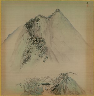 Miniature Landscape by Luo Ying contemporary artwork