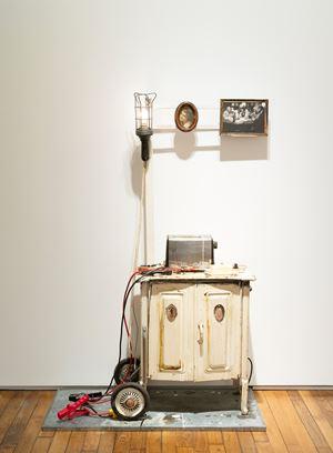 Useful art no.2 by Edward Kienholz and Nancy Reddin Kienholz contemporary artwork