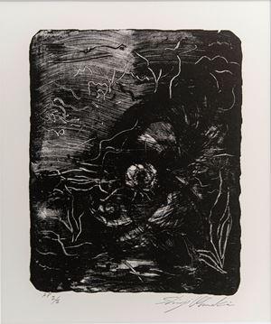 Gaze of the Forest, Château de Chambord #2 by Shinji Ohmaki contemporary artwork print