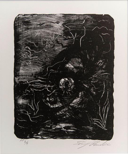 Gaze of the Forest, Château de Chambord #2 by Shinji Ohmaki contemporary artwork