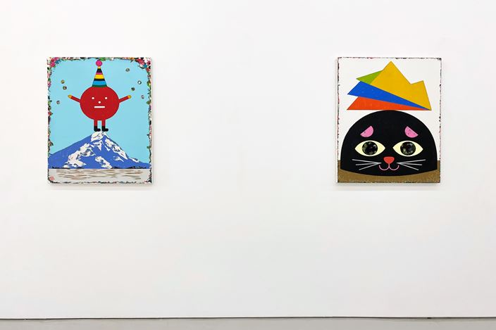 Exhibition  view: Lai Chiu-Chen, 99% Unreal, Eli Klein Gallery, New York (4 August–10 October 2020). Courtesy Eli Klein Gallery.