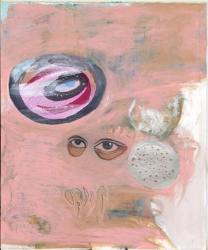 Untitled No.3 by Huang Juan contemporary artwork