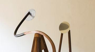 Contemporary art exhibition, Alison Wilding, Mesmer, Again at Karsten Schubert London