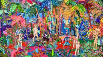 Contemporary art exhibition, Soraya Sharghi, Soraya Sharghi at SETAREH, Online Only, Düsseldorf