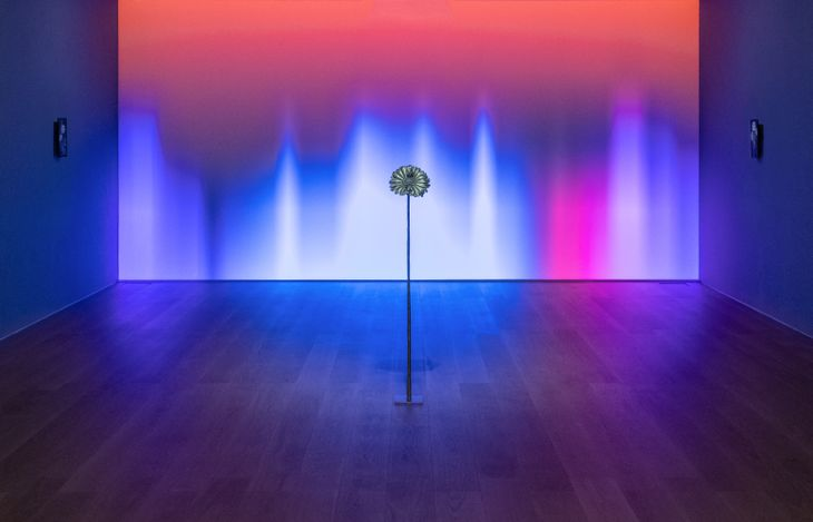 Exhibition view: Laurent Grasso, Future Herbarium, Perrotin, Hong Kong (20 March–24 April 2021). © Laurent Grasso / ADAGP, Paris & SACK, Seoul 2021.Courtesy Perrotin.Photo: Ringo Cheung.